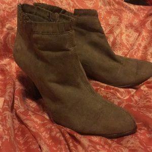 Aerosols ankle boots  size 8